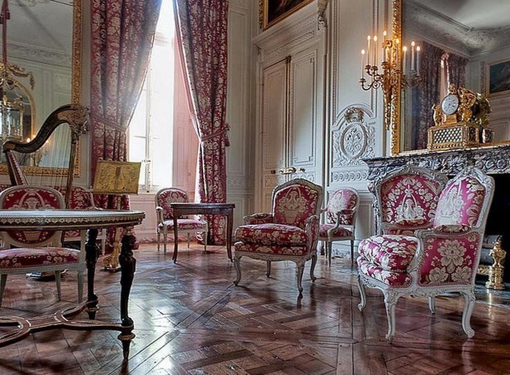 136 best images about le petit trianon on pinterest for Salon louis 15