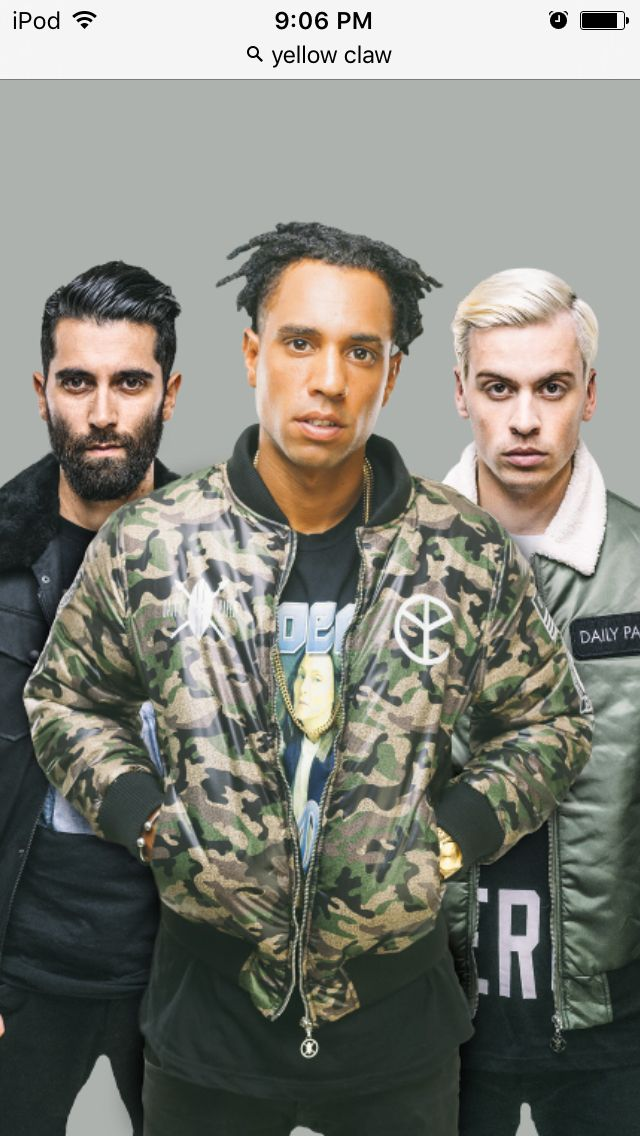 Yellow Claw!!!