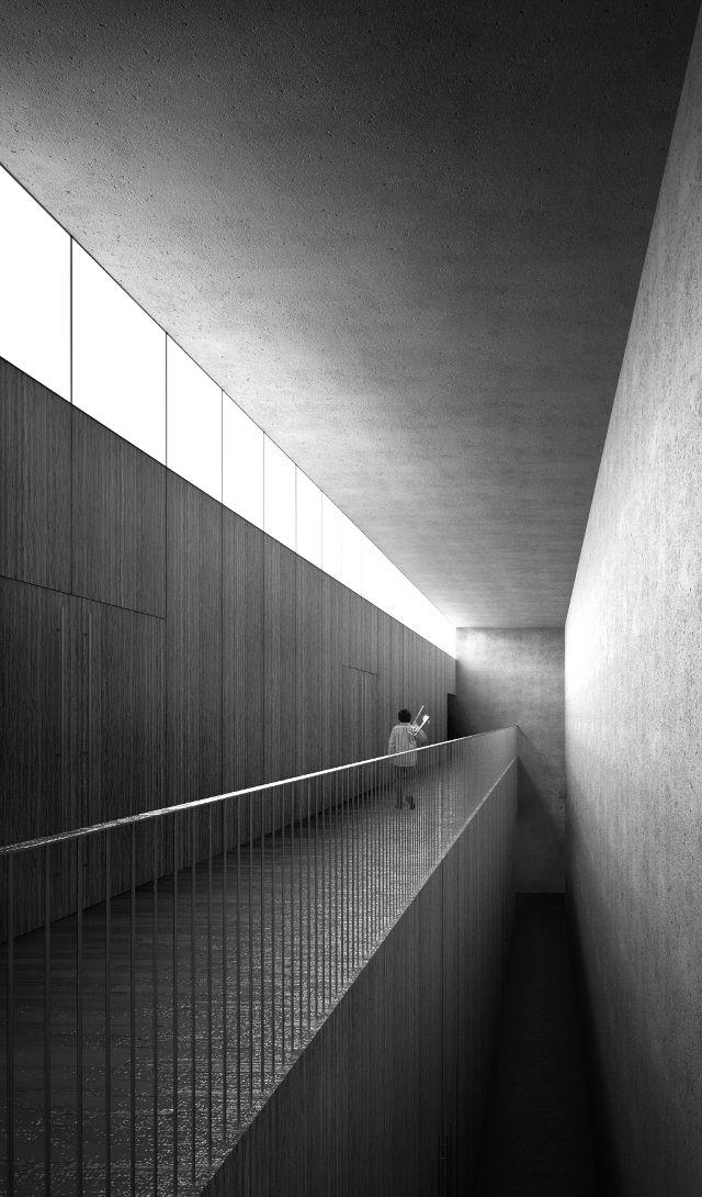 Estudio Barozzi Veiga > 1r premio Concurso Escuela de Música Brunico | HIC Arquitectura