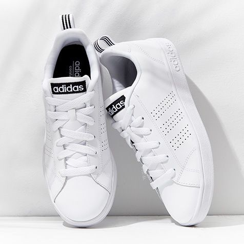 Adidas Stan Smith Original All White (version 2, any version works)