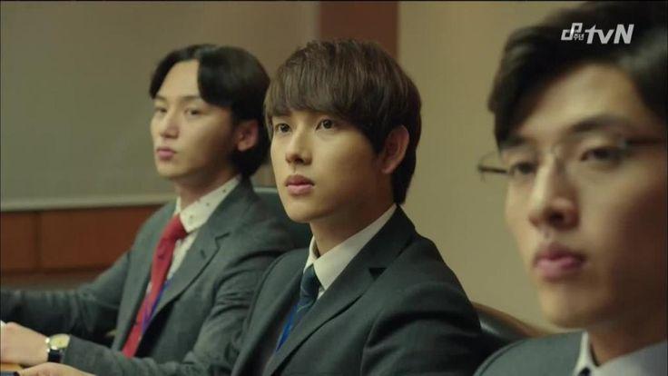 Misaeng: Episode 5 » Dramabeans » Deconstructing korean dramas and kpop culture