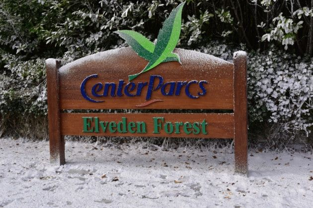 Center Parcs gets in the Christmas spirit with their Winter Wonderland themed holidays from now until christmas.