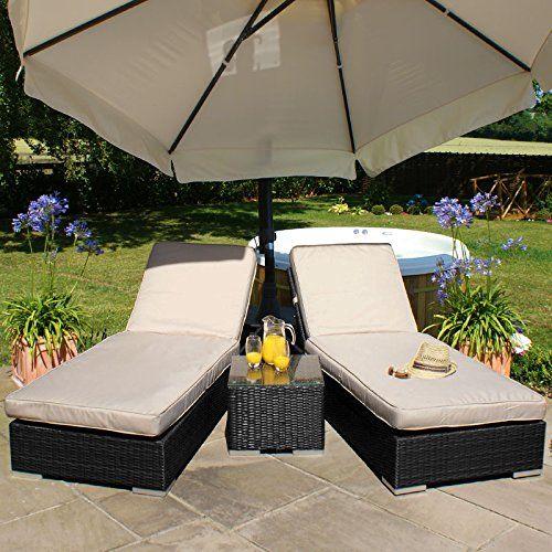 Best Rattan Sun Loungers Images On Pinterest Rattan Sun - Outdoor furniture orlando