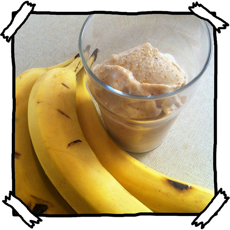 Some Serious Gourmet Shit: Banana Breakkie Smoothie