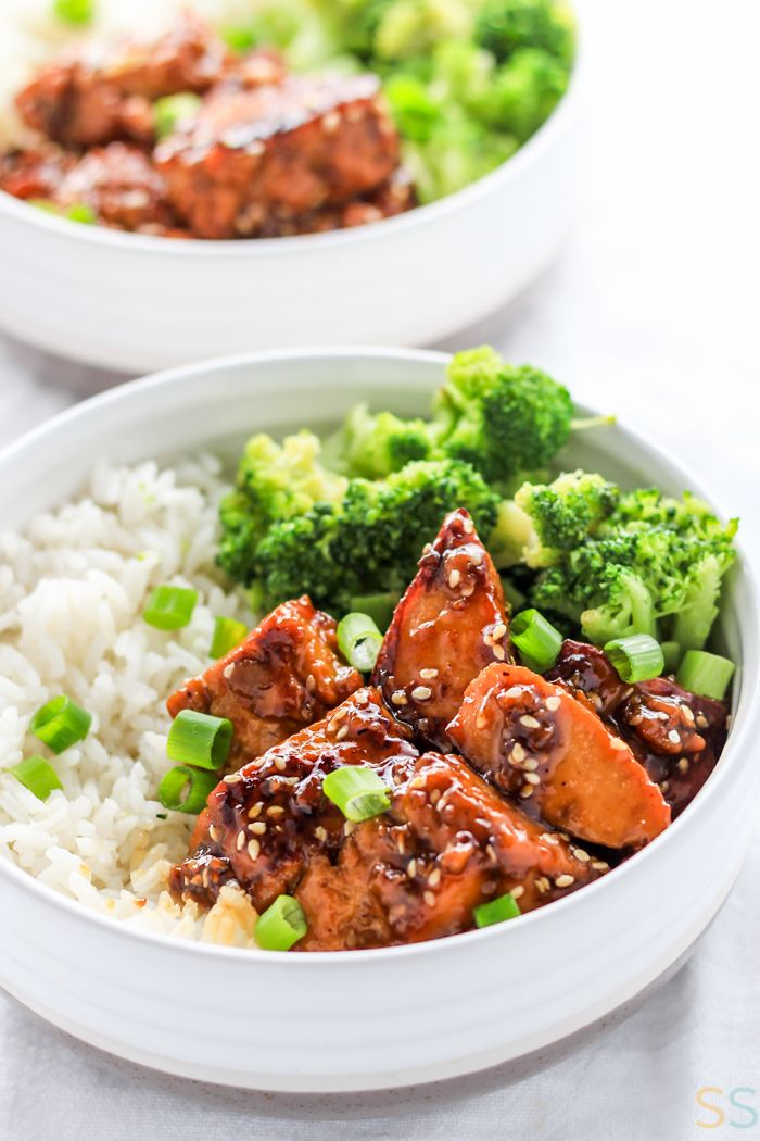 This post may contain affiliate links. Read my disclosure policy to learn more. Make this Honey Teriyaki Tofu Recipe for an easy dinner for two. Me and tofu haven't always been friends. After many meh attempts at figuring out how to use the stuff, I'm finally starting to get more comfortable cooking with it. I …