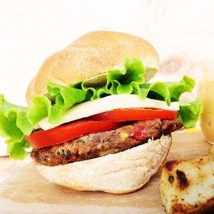 Burger Les trois Chefs