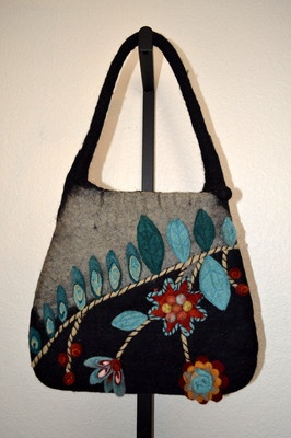 VIDA Tote Bag - KathyNesseth by VIDA