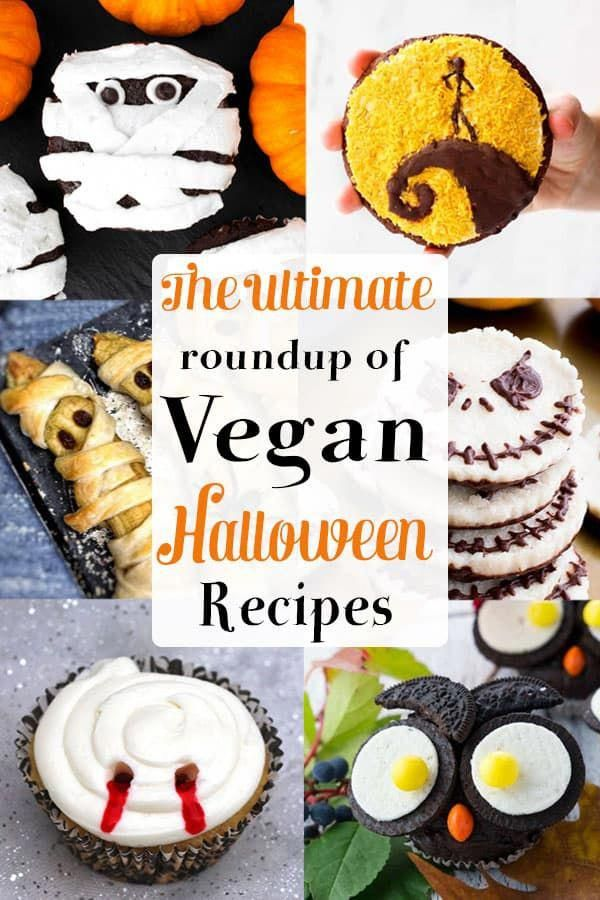 Tuna Mousse Easy Clean Eating Snacks Recipe Vegan Halloween Food Vegan Halloween Desserts Vegan Halloween Treat
