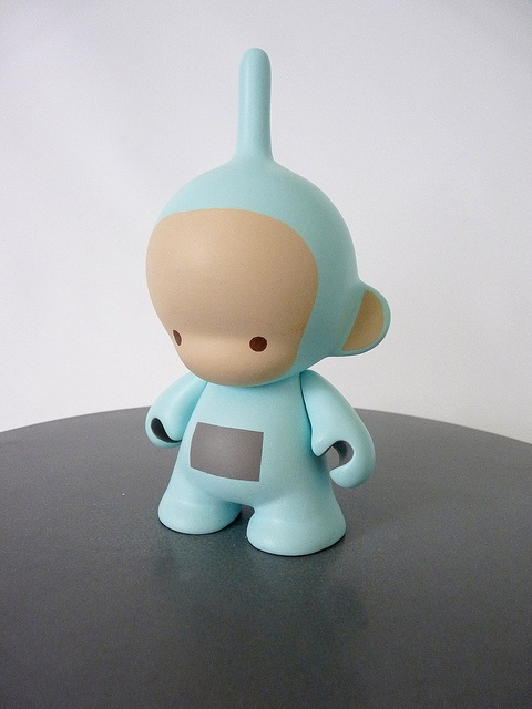 Teletubby Munny I M Not A Toy I M A Collectible Piece