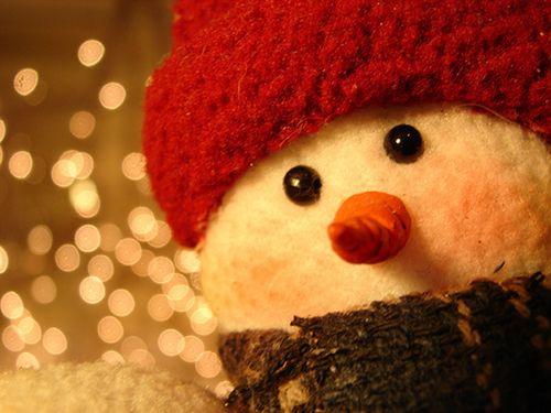 Red Christmas mood