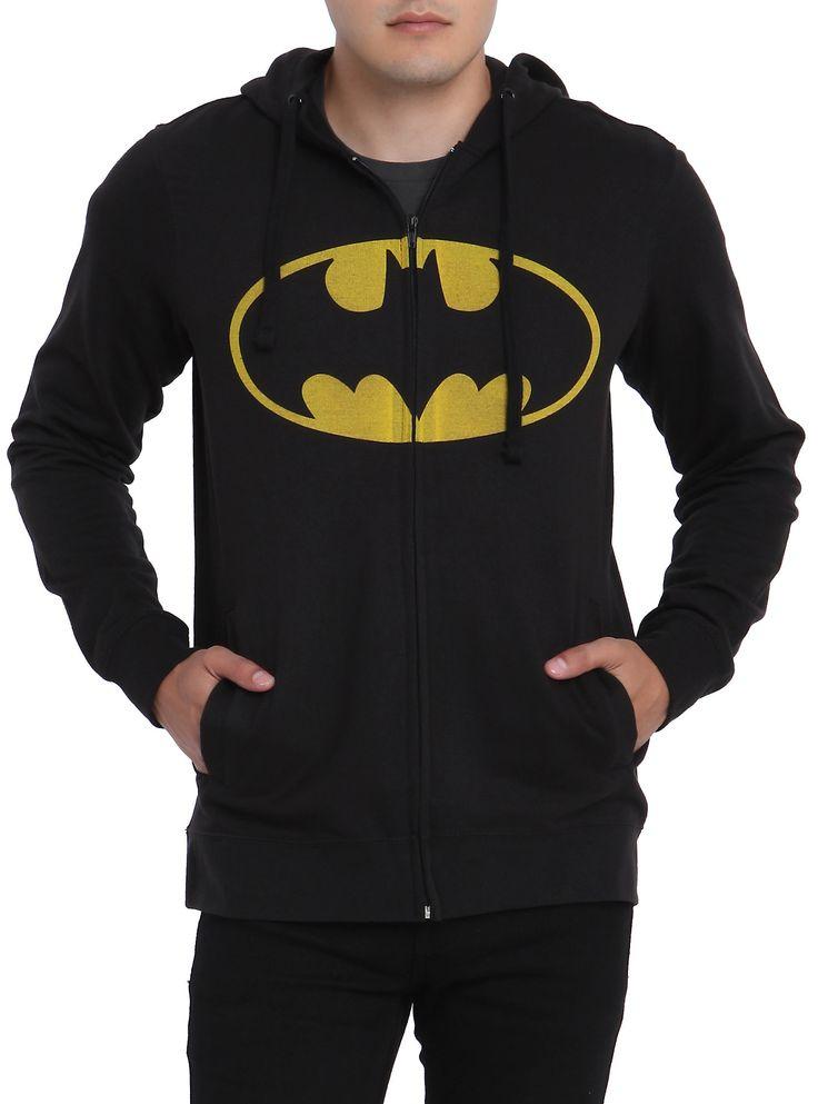 DC Comics Batman Hoodie | Hot Topic