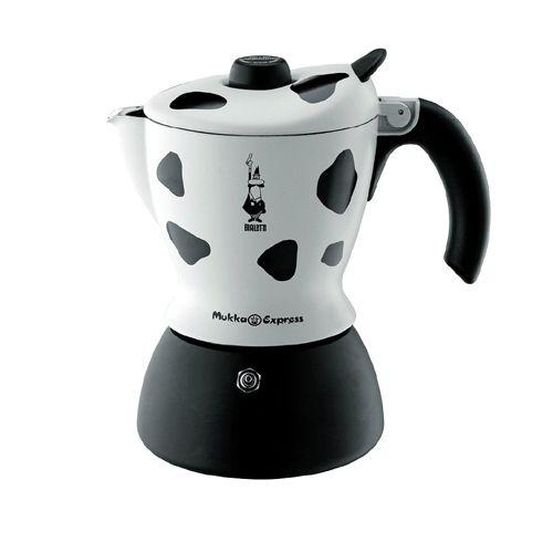 Kawiarka Mukka Express do cappuccino i caffe latte ze spienianiem - łaciata 2 TZ