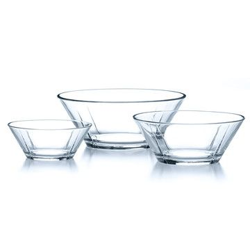 Rosendahl: Glass Bowls Set Of 3, at 6% off!