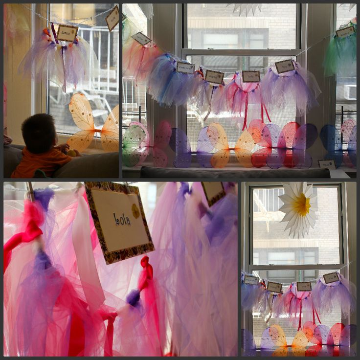 Fairy Birthday Party -- New York City Style