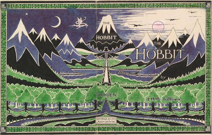 Jrr Tolkien Original Artwork