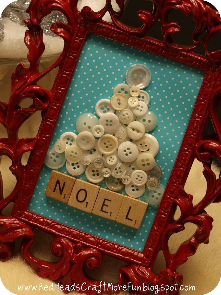DIY Christmas decoration!! use green buttons, or give choice, use wood tiles & sharpie to make Scrabble like tiles, mount on fabric covered foam board. This can be done! I'm excited