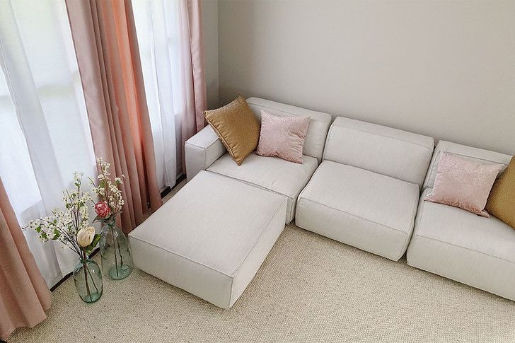 Is Online Furniture Shopping The Future Our Article Sofa Experience Article Furniture White Sectional Home Decor Styles