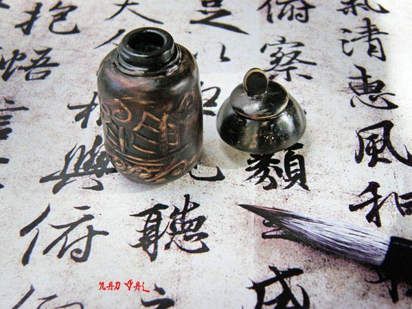 Декоративные бутылочки (баночки)
