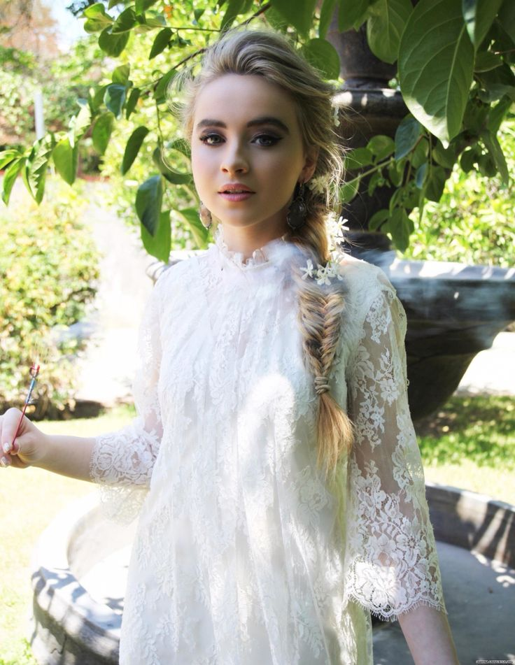 Sabrina Carpenter! Don't grow up!! Sabrina/Maya has grown since she starred in the premiere of her hit show Girl meets world! She has changed (in a good way) and her looks changed too!