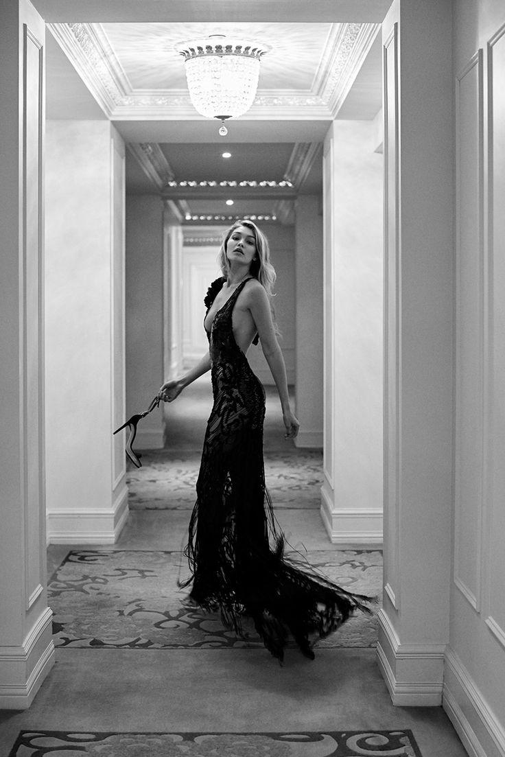 social princess: gigi hadid by sebastian faena for vanity fair september 2015 | visual optimism; fashion editorials, shows, campaigns & more!