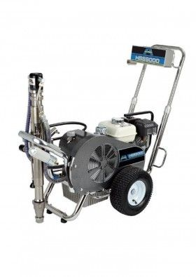 HSS11000 Airless pump petrol - G.B.V