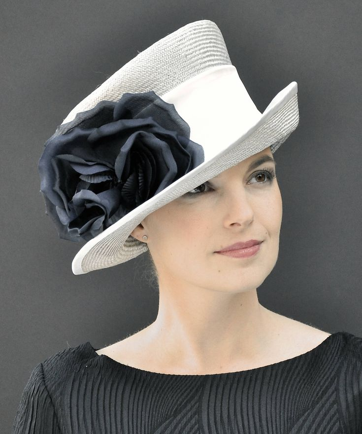 Ladies formal hat, wedding hat, dressy hat, Kentucky Derby hat, Ascot hat, elegant hat, stylish hat, event hat