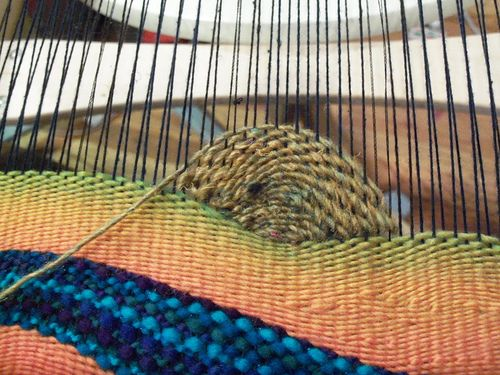 Weaving Landscapes (or just curves)   Ariadne's Thread and Arachne's Tapestry