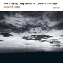 John Holloway/Jaap ter Linden/Lars Ulrik Mortensen ECM New Series 1889