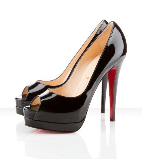Find Christian Louboutin Altadama Peep Toe Pumps Patent Leather Black Cheap  online or in Footlocker. Shop Top Brands and the latest styles Christian ...