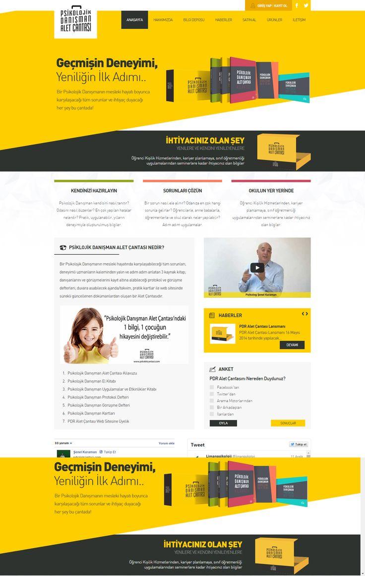 PDR Alet Çantası | Web Tasarım