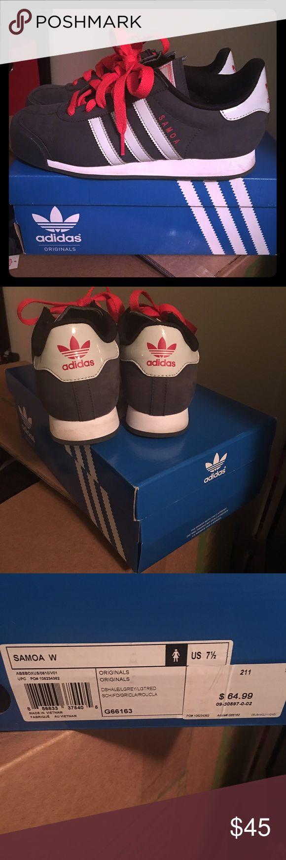 Adidas somas Worn 3 times Adidas Shoes Athletic Shoes