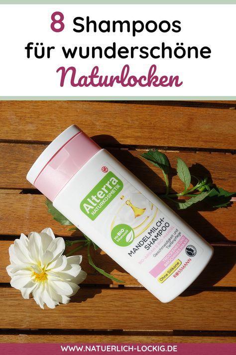 TOP 8 Locken – Shampoo ohne Sulfate, Silikone, Parabene und Alkohol. – Anna