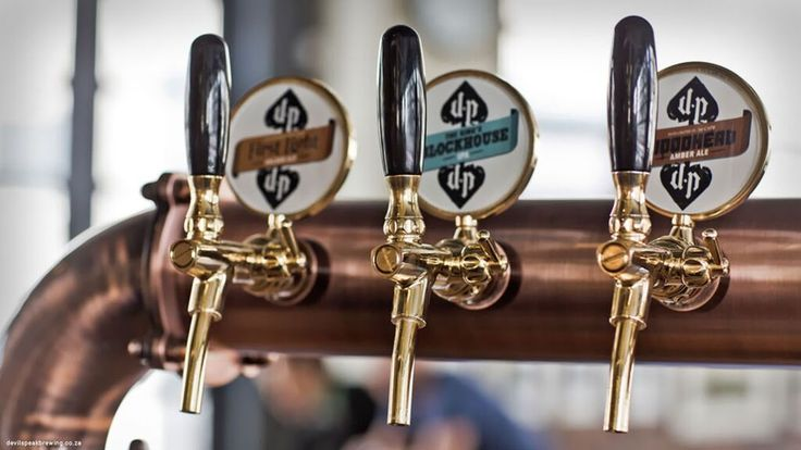 Few craft breweries in #‎CapeTown have built a following as loyal as the Devil's Peak Brewing Company in up-and-coming Salt River. Here's why...