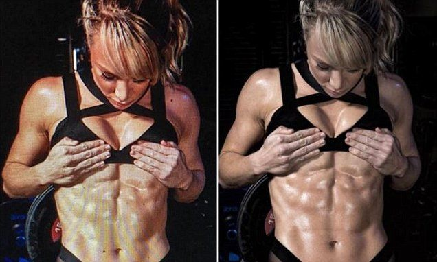 Chloe Madeley fights back after Instagram follower ridicules her body