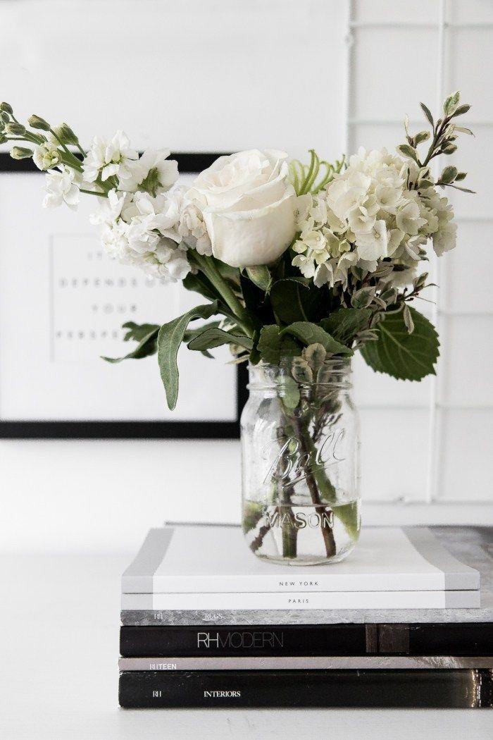 Valentinstag Geschenke Für Freund Freundin Blumen Schenken Die Beste Idee  Klassische Ideen Geschenke Weiße Blumen In