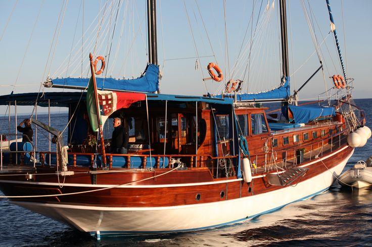 the stern