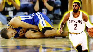 Image result for kyrie irving crossover on curry