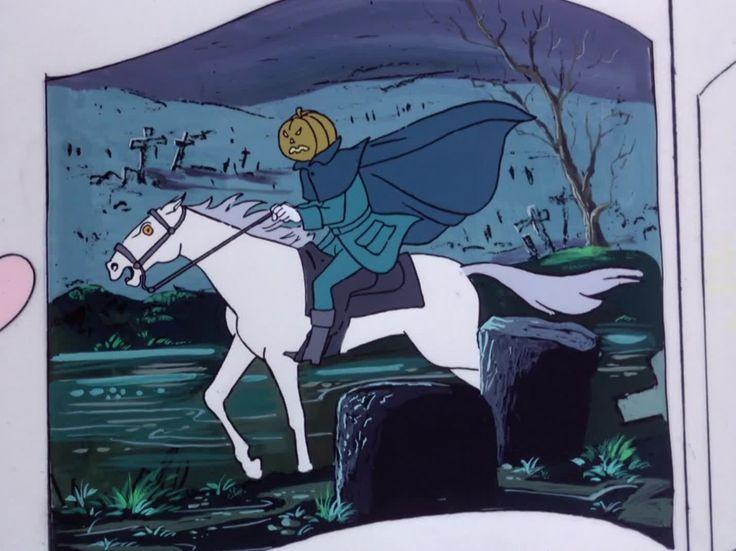 Scooby Doo The Headless Horseman Of Halloween The gang