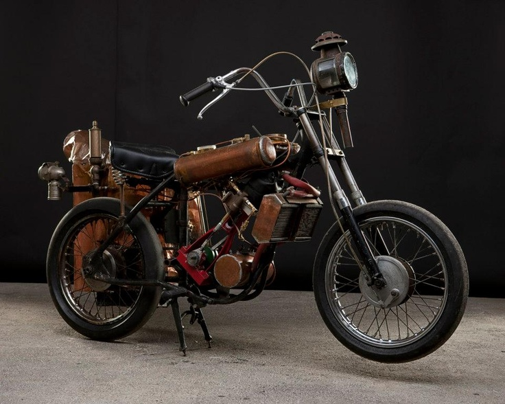 an introduction to the origins and the history of motorcycles a steam powered bicycle The michaux-perreaux steam velocipede was a steam powered velocipede  made in france sometime from  11 year of origin 12 definition of first  motorcycle.
