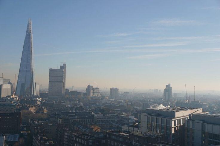 Londen, London, UK, view, city