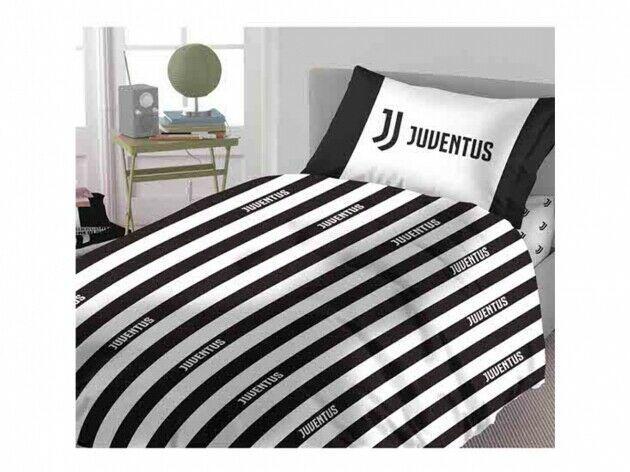 Copripiumino Matrimoniale Juventus.Felice Sabato A Tutti Juventus Parure Copripiumino A 2 Piazze