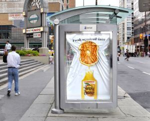 Simpy Orange gets fresh in an integrated campaign that focuses on its core values.