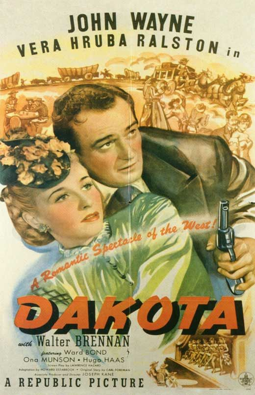 Dakota 11x17 Movie Poster (1945)