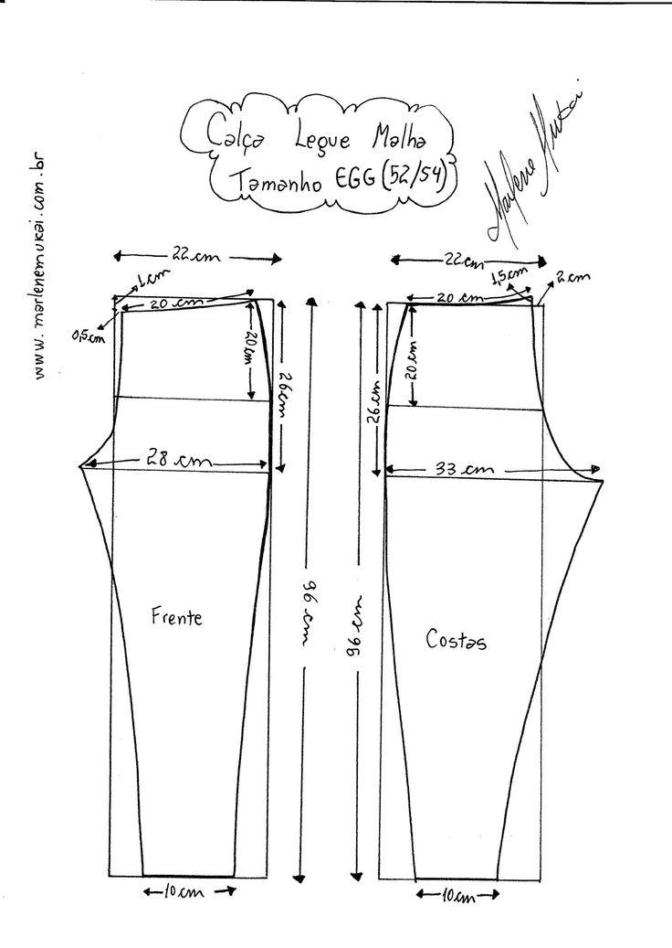 Molde de Legue tamanho EGG (52/54).