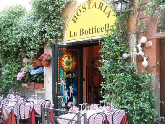 Based on Trip Advisor seems to be one of the best mom and pop restaurants in Rome.