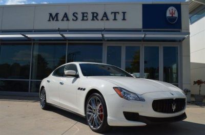 2014 Maserati Quattroporte GTS http://www.iseecars.com/used-cars/used-maserati-for-sale