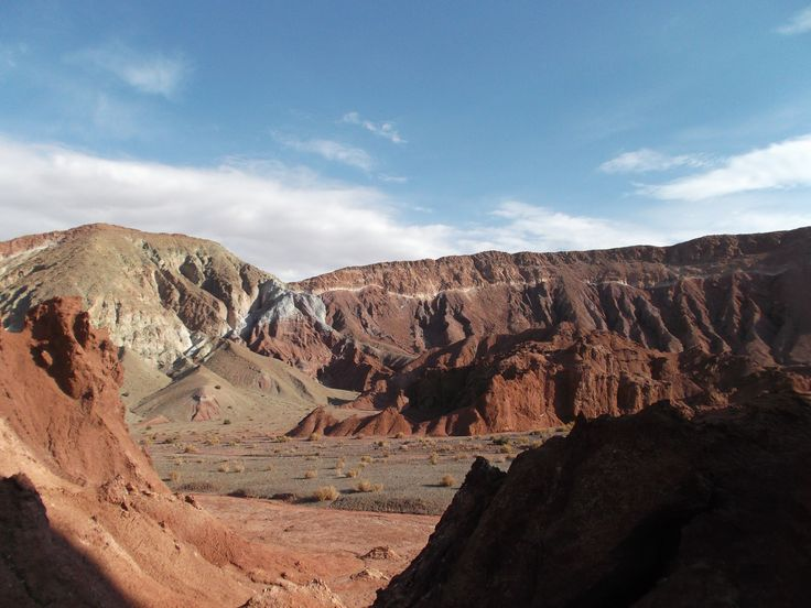 Valle del Arcoíris, San Pedro de Atacama, Chile