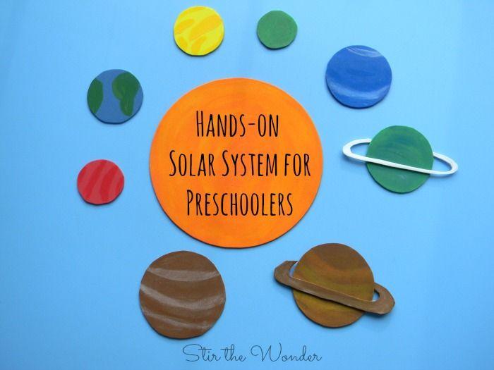preschool planets lesson plans - photo #46