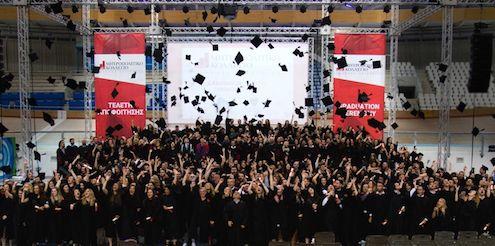 Λαμπρές Τελετές Αποφοίτησης του Μητροπολιτικού Κολλεγίου σε Αθήνα και Θεσσαλονίκη #graduation #mitropolitiko #athens #thessaloniki