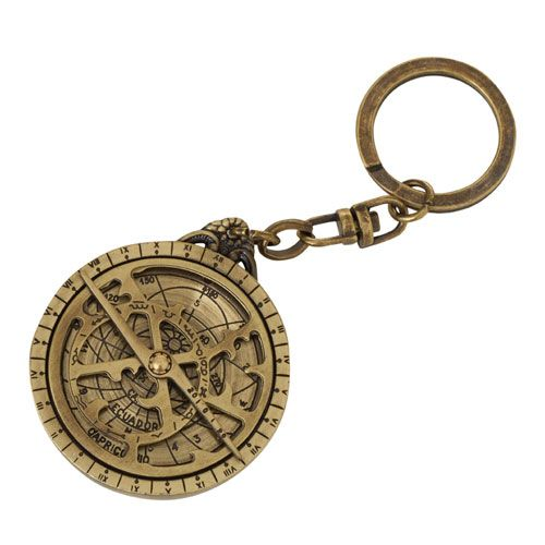 Astrolabe keyring at British Museum shop online